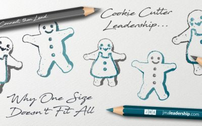 Cookie Cutter Leadership – why one size doesn't fit all!