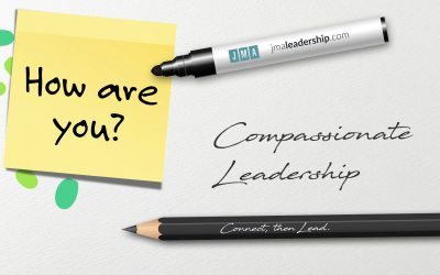 Compassionate Leadership: What is it and what can the current situation (with COVID-19) teach us as leaders?